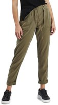 Topshop Utility Tapered Trousers