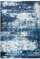 Panache Rizzy Home Collection Bella Abstract Rectangular Rugs, One Size , Blue