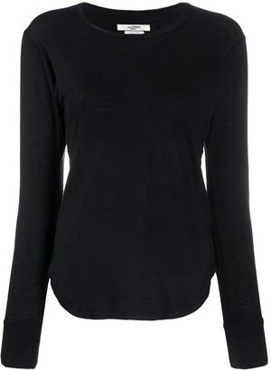 Etoile Isabel Marant Slim Fit Jersey Top