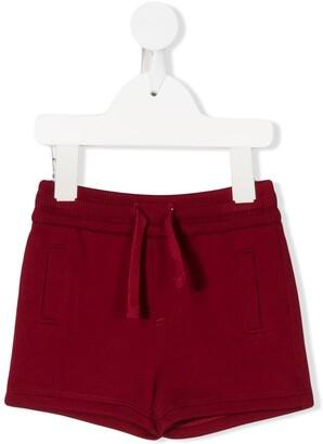 Dolce & Gabbana Kids Drawstring-Waist Shorts