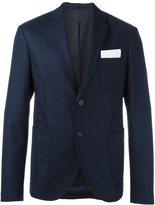 Neil Barrett two button blazer