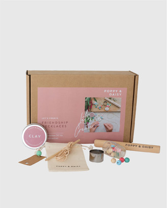 Poppy & Daisy - Activity Kits - Friendship Necklace Kit - Size One Size, One size at The Iconic