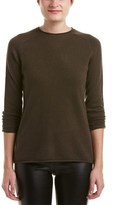 Vince High-neck Cashmere Sweater.