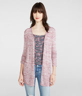 Aeropostale Womens Cape Juby Lace Back Cardigan