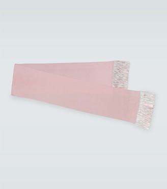 Tom Ford Exclusive to Mytheresa - knitted scarf