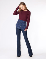 Veronica Beard Evelyn Flare Pant