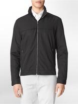 Calvin Klein Lightweight Zip Front Hooded Jacket