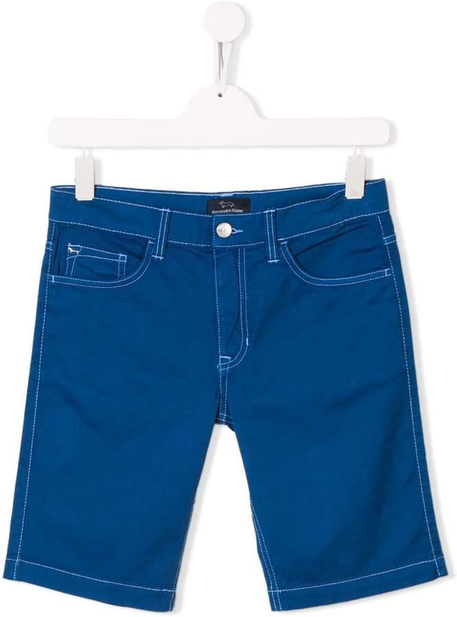 Harmont & Blaine Junior TEEN slim-fit shorts