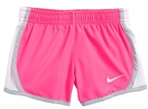 Nike Infant Girl's 'Tempo' Dri-Fit Shorts