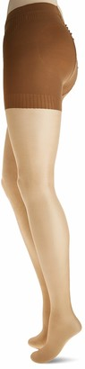 Dim Women's Teintdesoleil Panty Verano Reductor Hold-Up Stockings