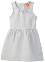 Joe Fresh Necklace Dress (Little Girls & Big Girls)