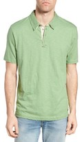 True Grit Men's Slub Jersey Polo
