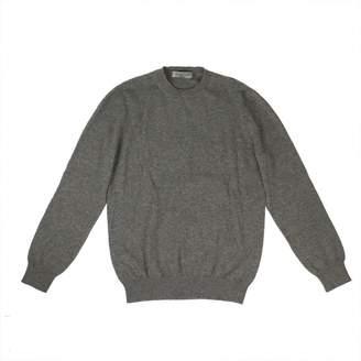 Valentino Grey Cashmere Knitwear & Sweatshirts