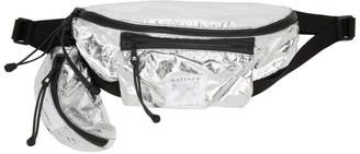 Satisfy Silver Belt Bag