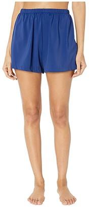 Maxine Of Hollywood Swimwear Solids Separate Jogger Short Bottoms