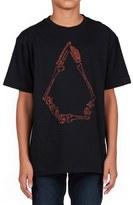 Volcom 'Jones' Graphic T-Shirt (Toddler Boys & Little Boys)
