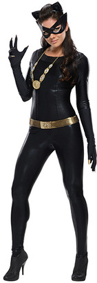 Rubie's Costume Co Rubie's Women's Costume Outfits - Grand Heritage Catwoman Jumpsuit Costume Set - Women