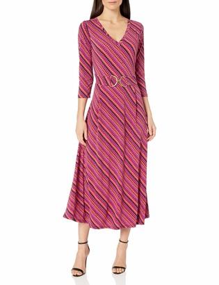 Chaus Women's Belted Dress