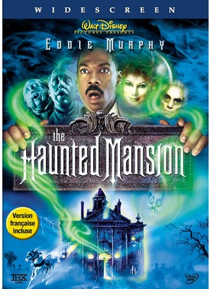 Disney The Haunted Mansion DVD Widescreen