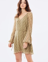 The Fifth Label Midnight Memories Long Sleeve Dress