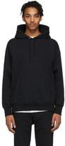 Nanamica Black Pullover Hoodie