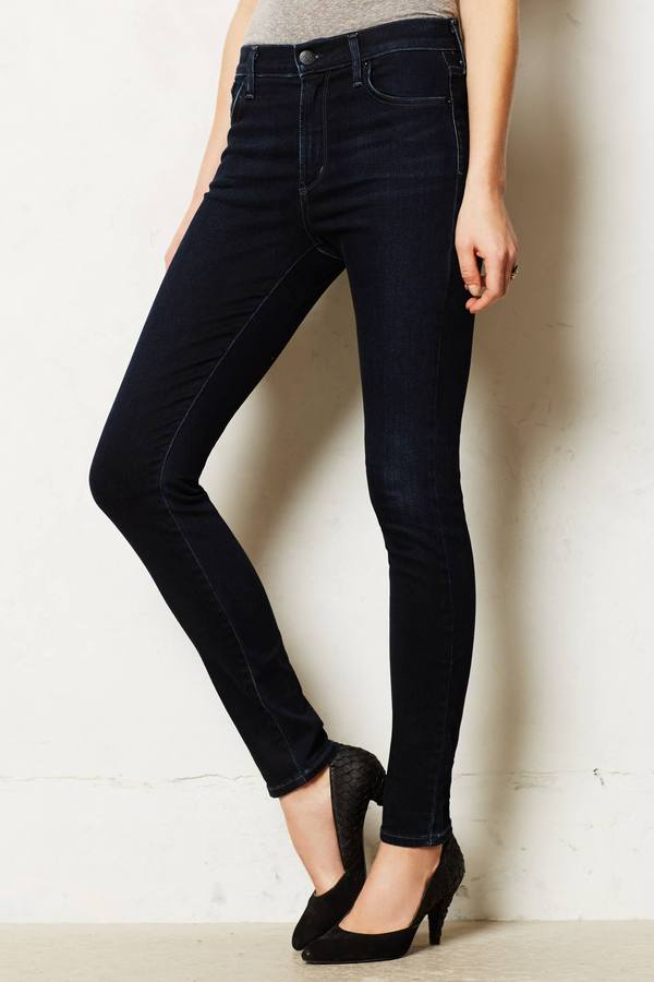 Anthropologie A Gold E Sophie High-Rise Skinny Jeans