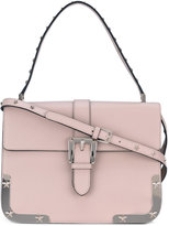 RED Valentino star detail shoulder bag - women - Calf Leather - One Size