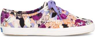 Keds Champion Floral Canvas Sneakers