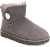 UGG Australia 'Mini Bailey Button Bling' Boot (Women)