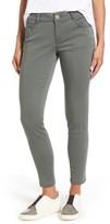 Women's Wit & Wisdom Ab-Solution Stretch Twill Skinny Pants