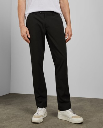 Ted Baker Slim Fit Dotted Trousers