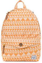 Herschel Supply The Sydney Mid Volume Backpack in Chevron Butterscotch