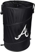 Unbranded Atlanta Braves Cylinder Pop Up Hamper