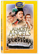 Disney Almost Angels DVD