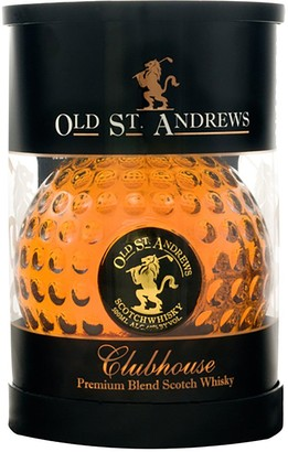 Old St Andrews Osa Fine Spirits Clubhouse Whisky 50Cl Golf Ball