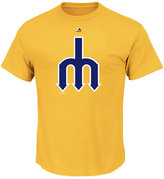 Majestic Men's Seattle Mariners Cooperstown Legacy T-Shirt
