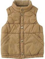 Uniqlo Toddler Light Warm Padded Full Zip Vest