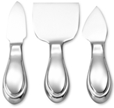 "Yamazaki Hospitality"" Stainless Steel 3 Piece Cheese Set"
