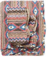Melange Home Santa Fe Reversible Quilt Set