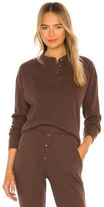 DONNI Thermal Henley