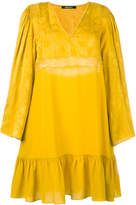Roberto Cavalli drop waist dress