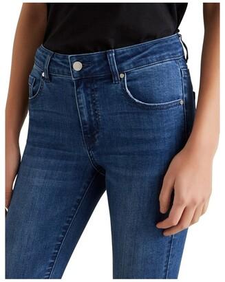 Seed Heritage Mid Rise Skinny Jean