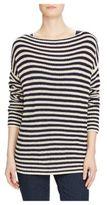 Lauren Ralph Lauren Striped Relaxed-Fit Sweater