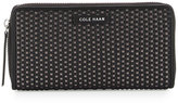 Cole Haan Benson Woven Leather Wallet