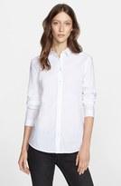 Burberry Women's Stretch Poplin Shirt
