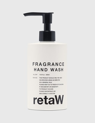 retaW ALLEN* Fragrance Hand Wash