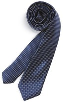 Michael Kors Boy's Dot Grid Silk Tie