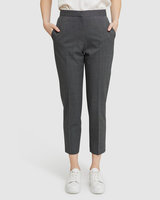 Oxford Charla Wool Stretch Suit Trousers