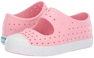 Native Juniper (Little Kid) (Lantern Pink/Shell White) Girls Shoes