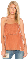 Alice + Olivia Marybeth Cami in Rose. - size M (also in S,XS)